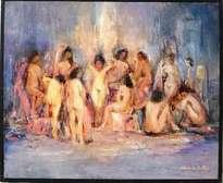 reunión de mujeres