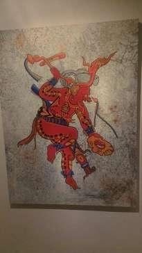 chaak, dios de la tormenta, la lluvia y el trueno