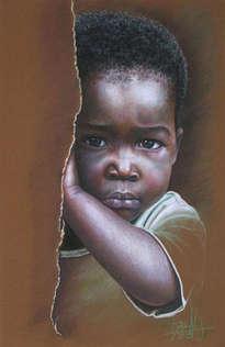 niño de áfrica 79