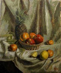 llimones, pomes i taronges