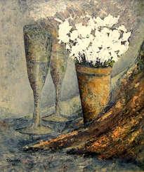 flores y cava