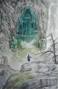 El hobbit, la desolación de Smaug