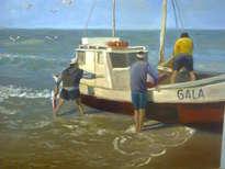 labores de mar