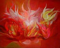 flores de fuego