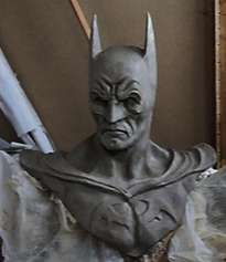 rostro de batman