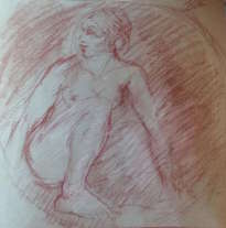 desnudo femenino/1983