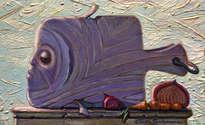 el pez tajadera - ( listo para colgar )