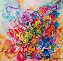 Raze de primavara ,abstract Bissinger