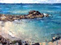 Caló des morts Formentera