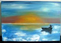 en la mar