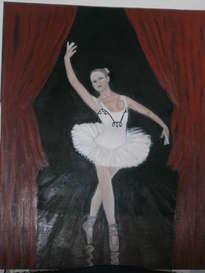 · bailarina