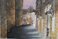 carrer casc antic de xàbia