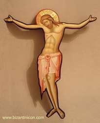 jesu cristo crucificado