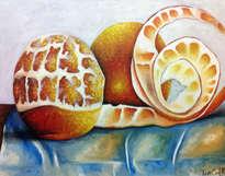 naranjas y cascara