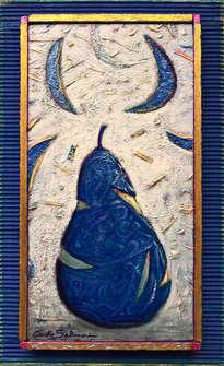 la pera azul y sus lunas