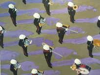banda de los royal marines