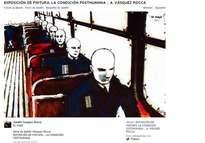 catálogo exposición la condición posthumana. obra: el viaje