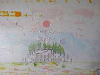la maison saint gabriel en rose