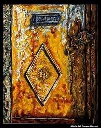 puerta oxido