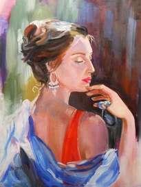 mujer andaluza