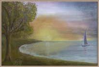 amanecer marino