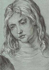 retrato a.durero