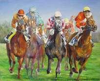 carrera de caballos 5