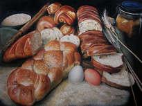 bodegón panes