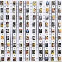 Hollywood on a matchbox