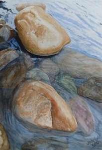 piedras del rio