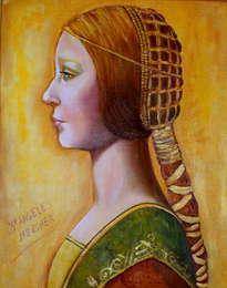 dama veneciana