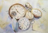 viejos relojes
