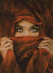 red tuareg