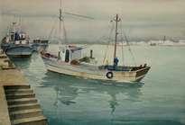 pesqueros en ayamonte