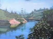 paisaje de guatape