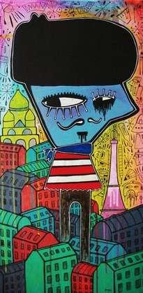 take a walk in paris