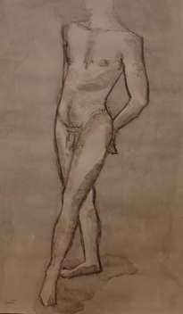 desnudo masculino i