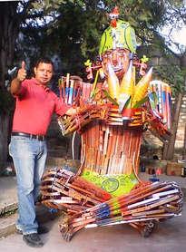 dios del  maiz   yum kaax