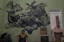 mural aerografiado