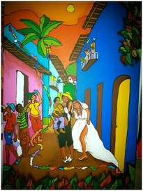 matrimonio campesino