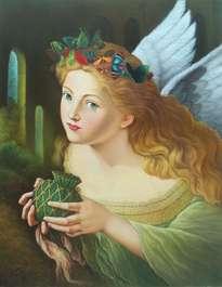 la visita de un ángel (versión de autor anónimo)