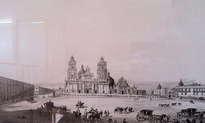 zocalo y catedral de mexico
