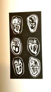 6 corazones