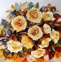 dansul rozelor, trandafiri by e.bissinger
