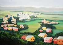 irish farmer town