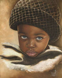 niño de raza negra 53