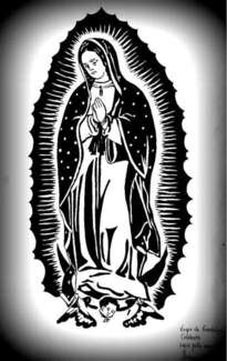 Virgen De Guadalupe Drawings Step By Step 37301 Loadtve