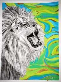 la fuerza del león