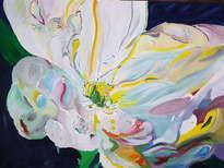 flor y viento