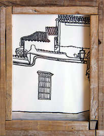 el albaycín - granada. serie nº3